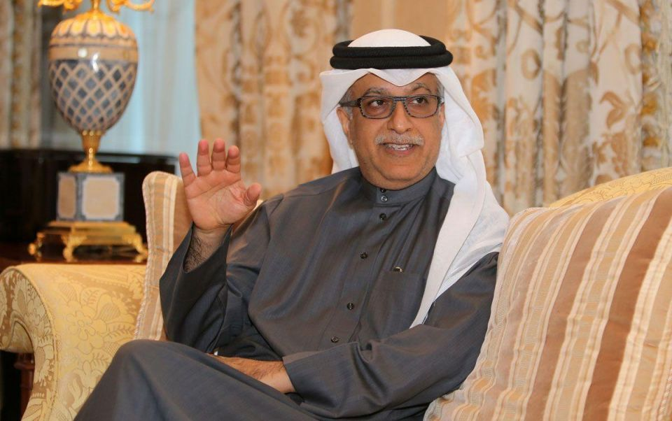 FIFA candidate Sheikh Salman denies MP's allegations