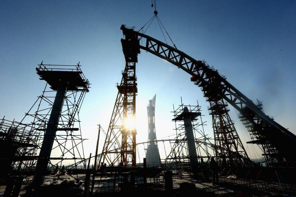 British worker dies during construction of Qatar 2022 stadium