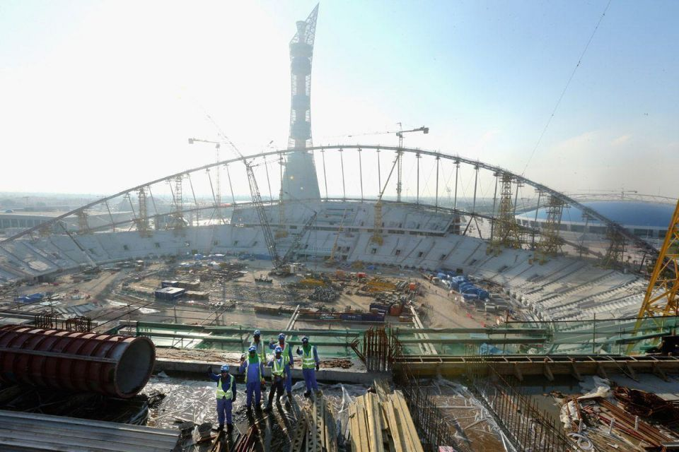 Qatar S World Cup Stadiums To Cost 10bn Official Says Arabianbusiness