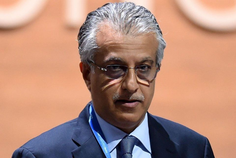 Football is united in Asia, says Sheikh Salman