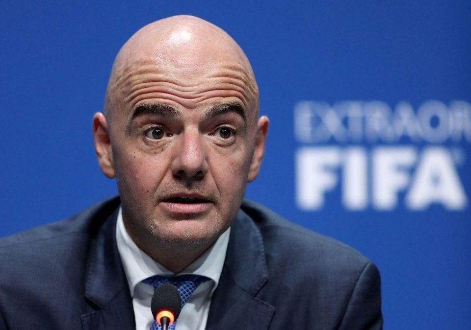 New FIFA boss confirms Qatar World Cup will go ahead
