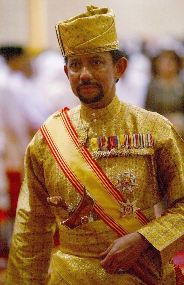 Sultan of Brunei warns of jail for celebrating Christmas