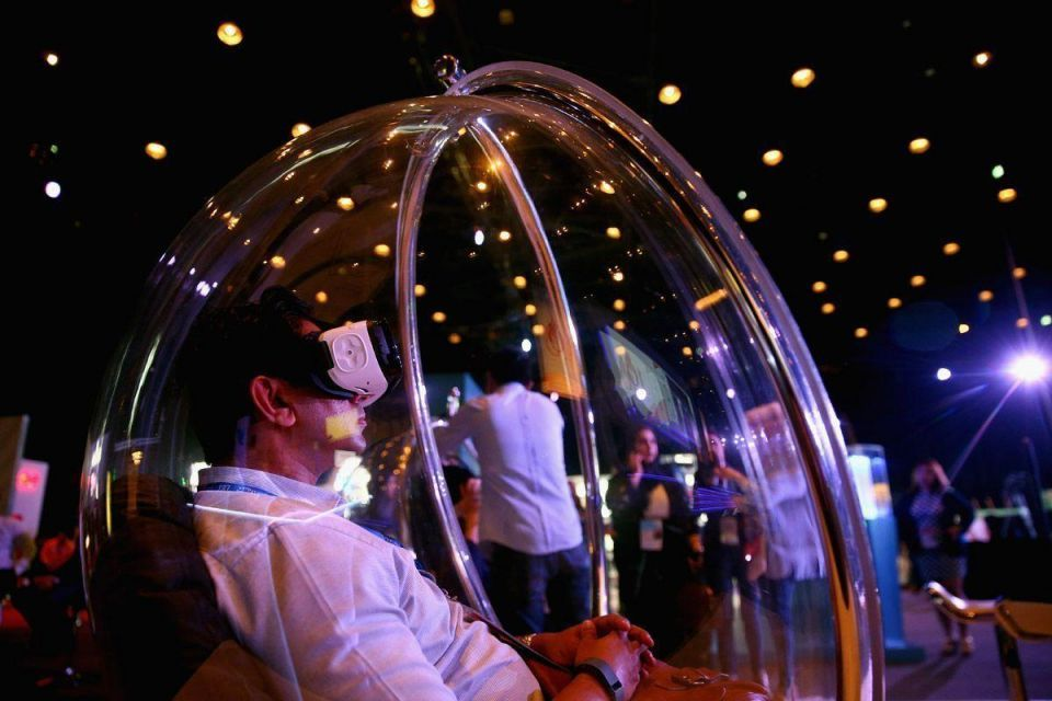 Dubai Lynx 2016 - International Festival of Creativity - Day 1
