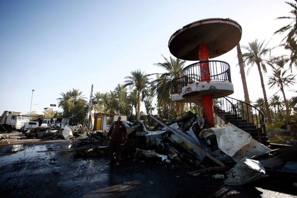 ISIL truck bomb kills at least 60 people south of Baghdad