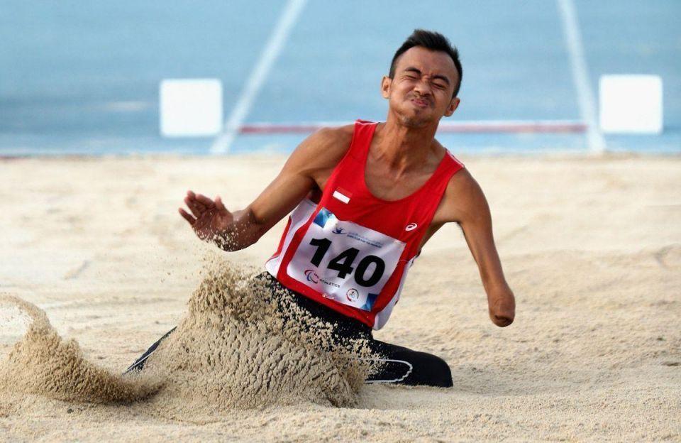 IPC Athletics Asia-Oceania Championships at Dubai Police Stadium