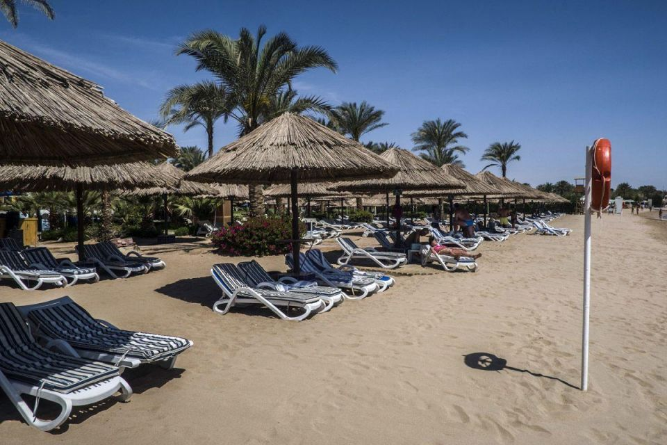 In Pictures: Egypt tourism