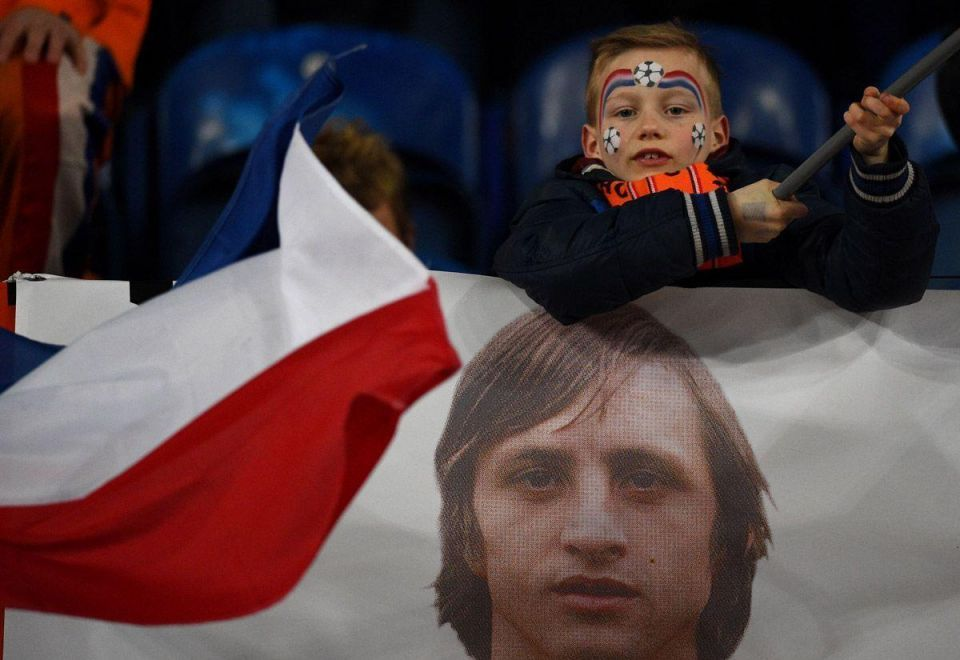 World tribute for Johan Cruyff