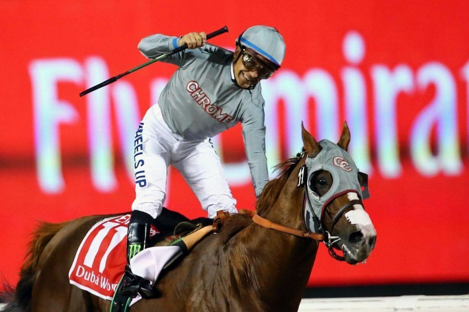 Going to the Dubai World Cup? Then you should read this...