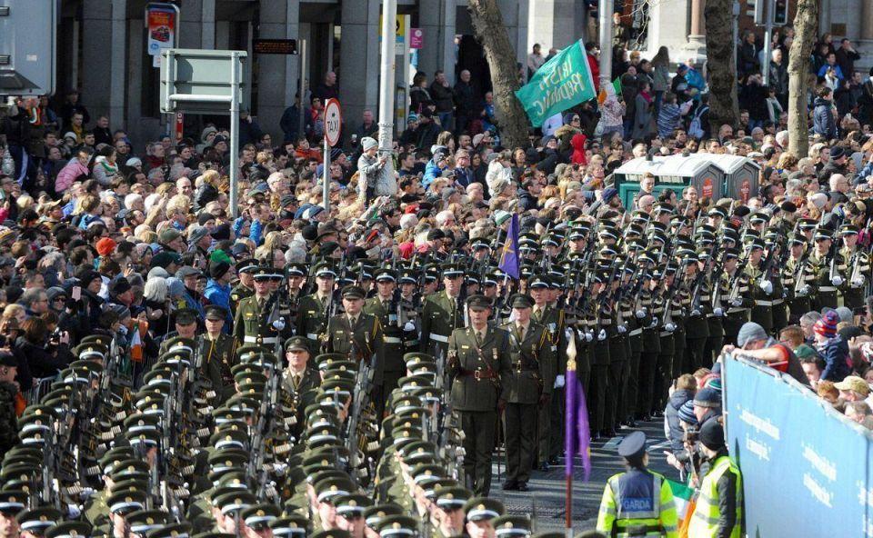Dublin commemorates the Easter Rising centenary