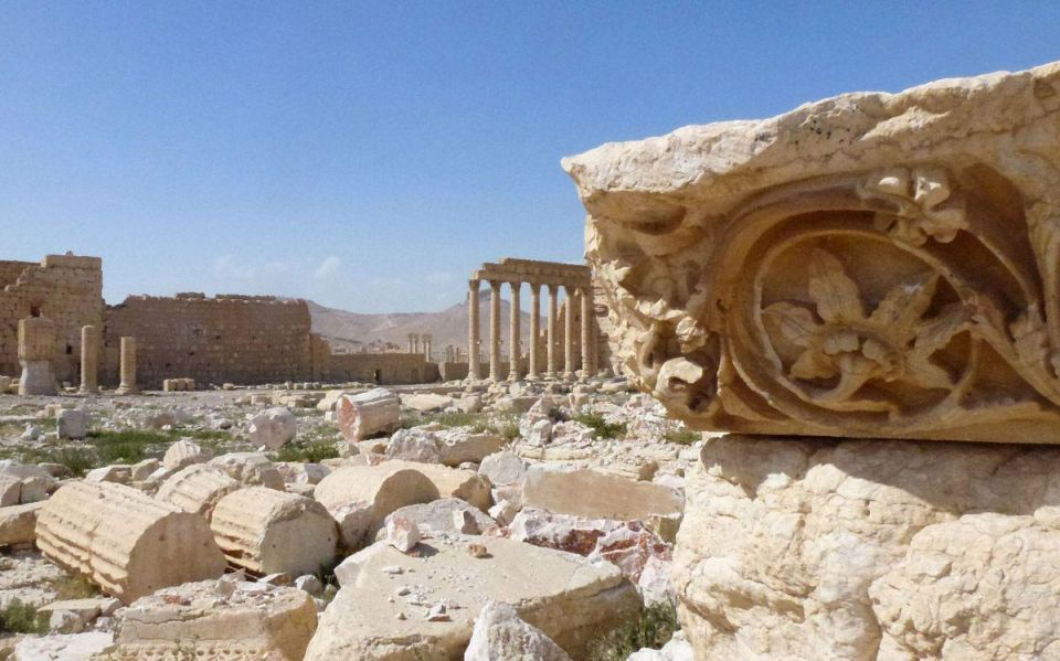Palmyra recaptured from ISIL
