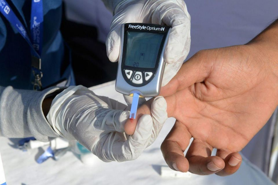 Diabetes in Middle East reaches record high