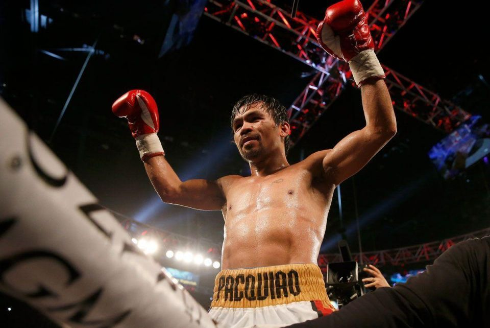 Pacquiao back in talks after collapse of UAE fight plan