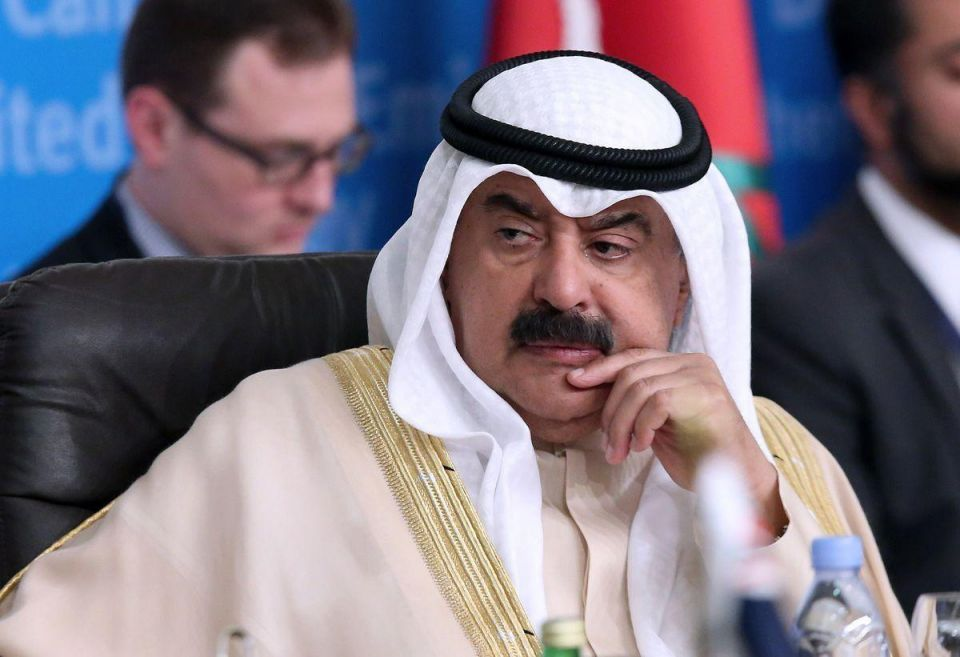 Kuwait deputy FM says Iran, oil producers must not increase production