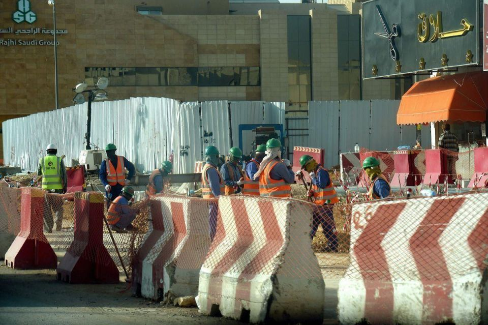 Indebted Saudi construction sector 'piles pressure on banks'