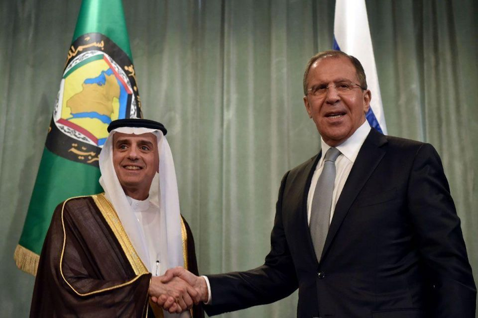 Saudi foreign minister calls for stronger ties with Russia
