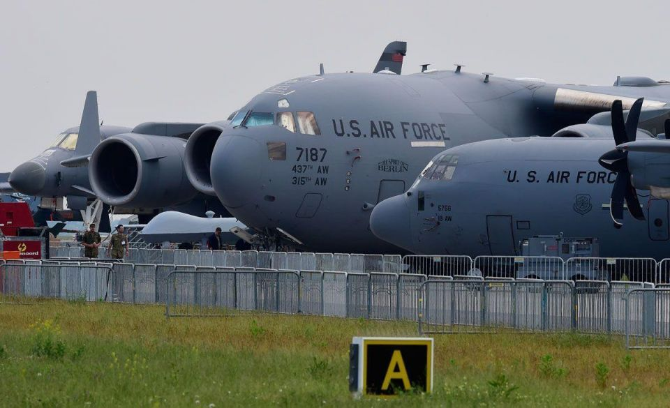 In pictures: International Aerospace Exhibition Berlin Air Show 2016