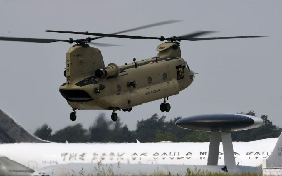 US Congress mulls Gulf military sales worth nearly $8bn