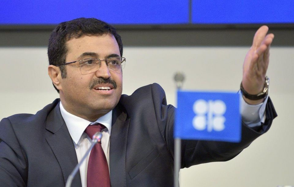 Oil market on path to rebalancing, says Qatar energy minister