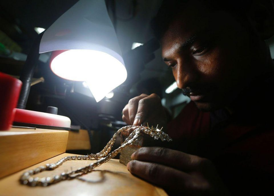 In Pictures: UAE retail jewellery economy