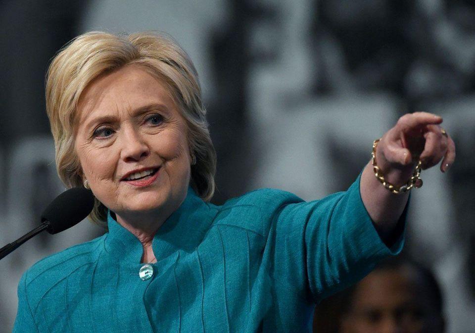 Half of Arabs say Clinton 'better for MENA than Trump'
