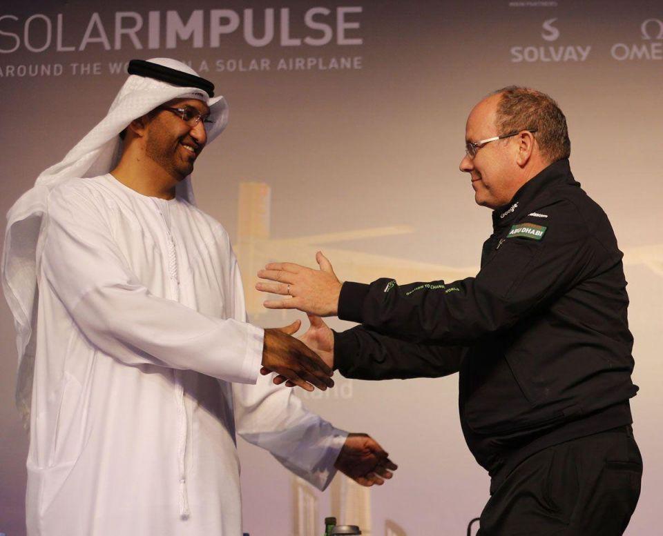 Monaco's Prince Albert hails UAE green energy ambitions