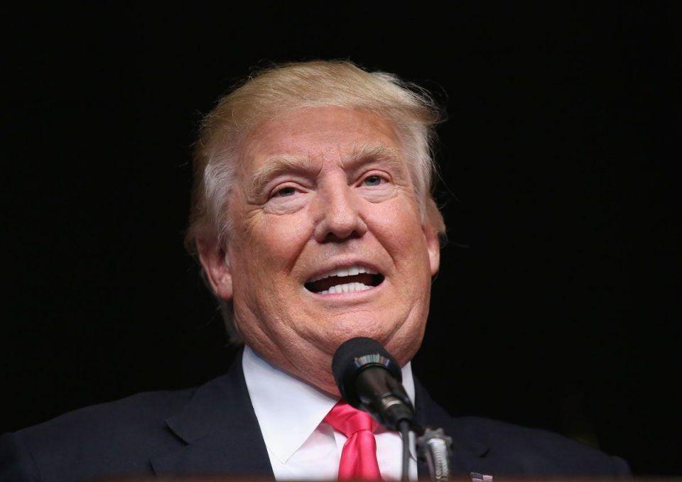 Trump finally backs off Obama birth claim, falsely says Clinton started it