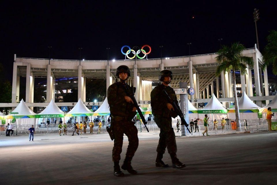Queues, security scares mark shambolic start to Rio Games