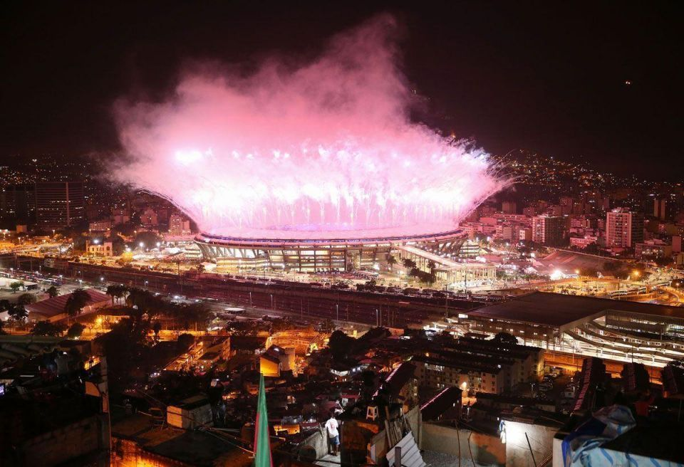 Brazil casts aside crisis in rousing Rio Games opening ceremony