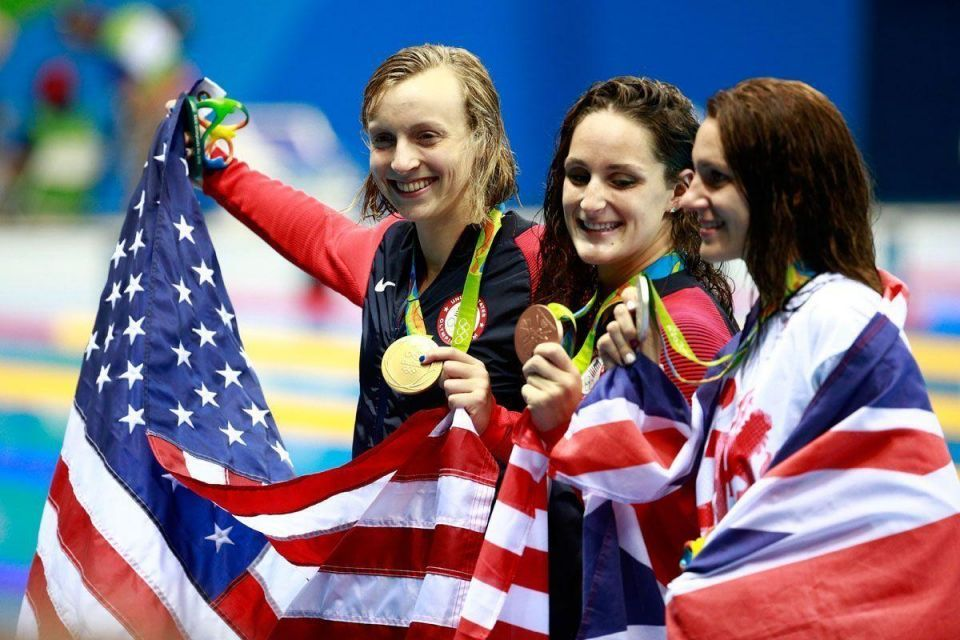 Rio Olympics 2016 medal-winners: day two