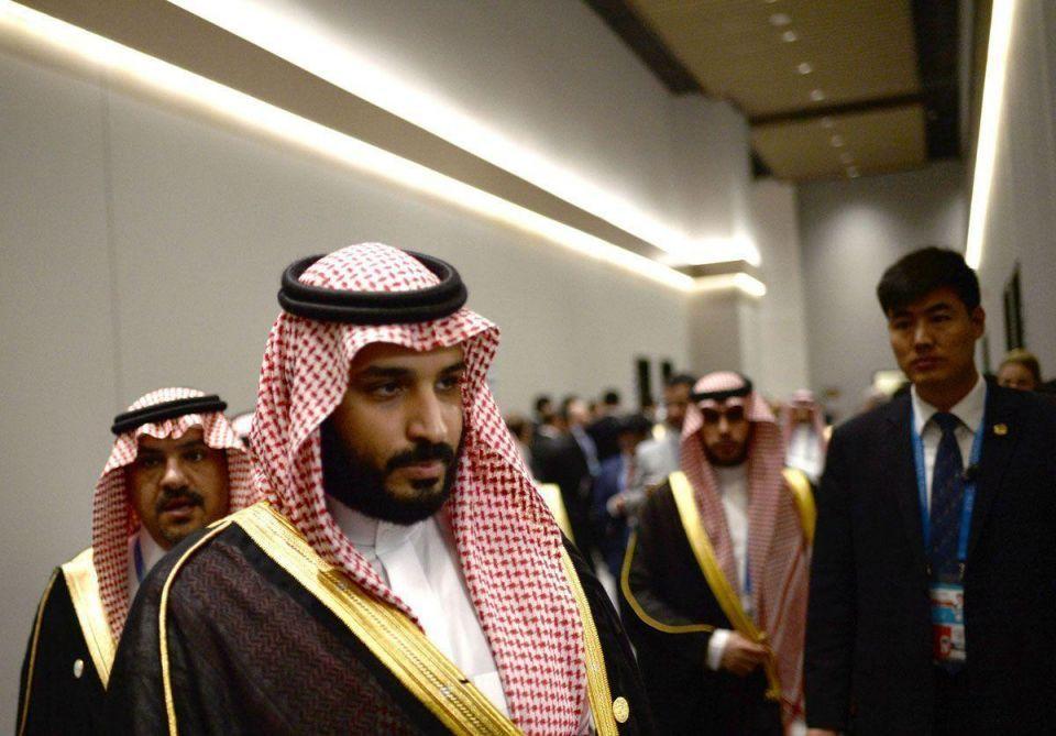 In pictures: Saudi Deputy Crown Prince Muhammad bin Salman meets French President Hollande