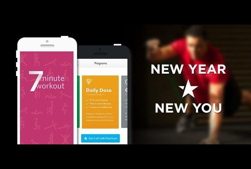 New Year's resolutions: 6 apps to help you achieve your 2016 goals