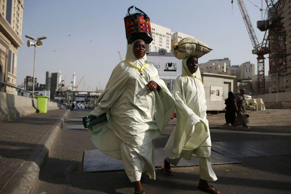 In pictures: Pilgrims leave Saudi Arabia's holy city of Makkah at the end of the Haj