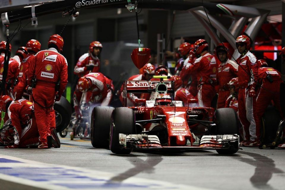 In pictures: F1 Grand Prix of Singapore