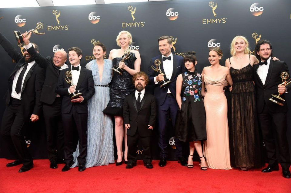 'Game of Thrones', 'Veep' win Emmys again