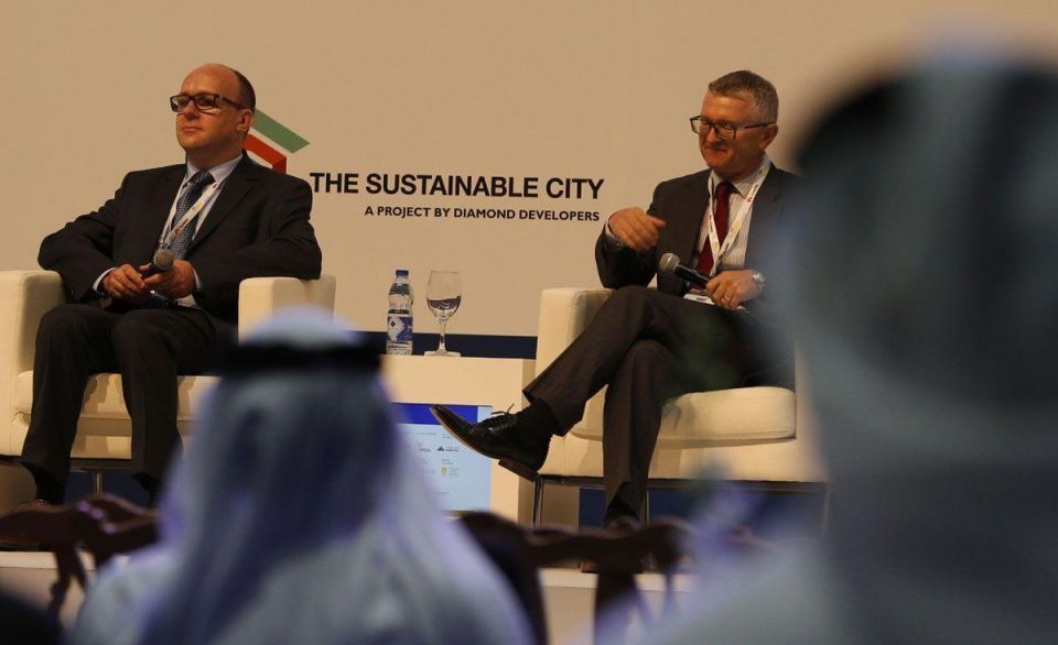 In pictures: The annual Intersolar Middle East forum in Dubai