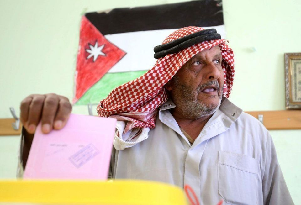 In pictures: Jordanians cast their ballot during the parliamentary elections in Amman