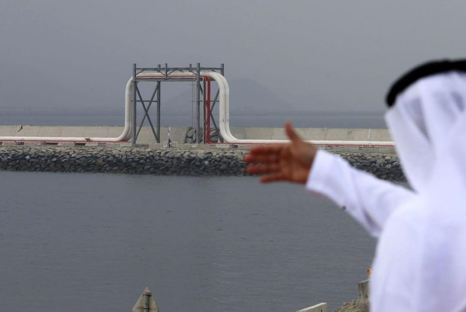 In pictures: Ruler of Fujairah inaugurates dock for supertankers