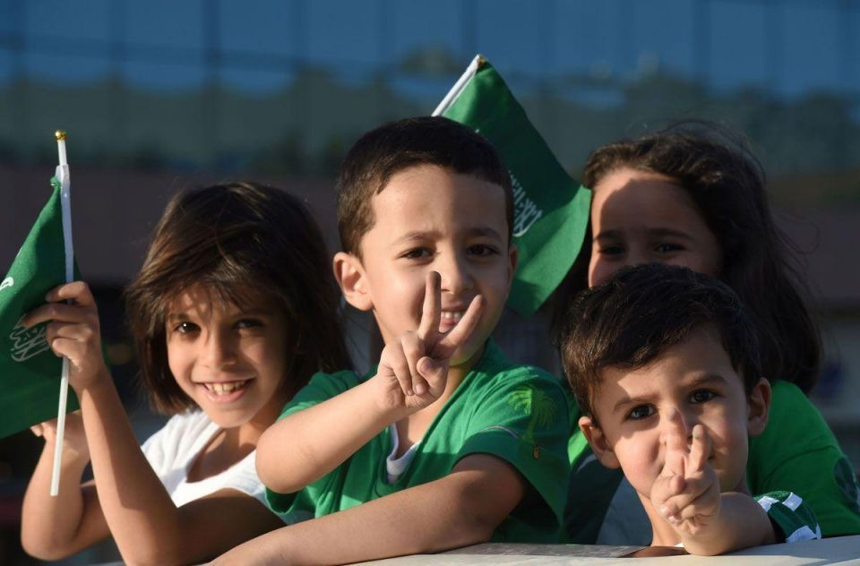 In pictures: 86th Saudi Arabian National Day