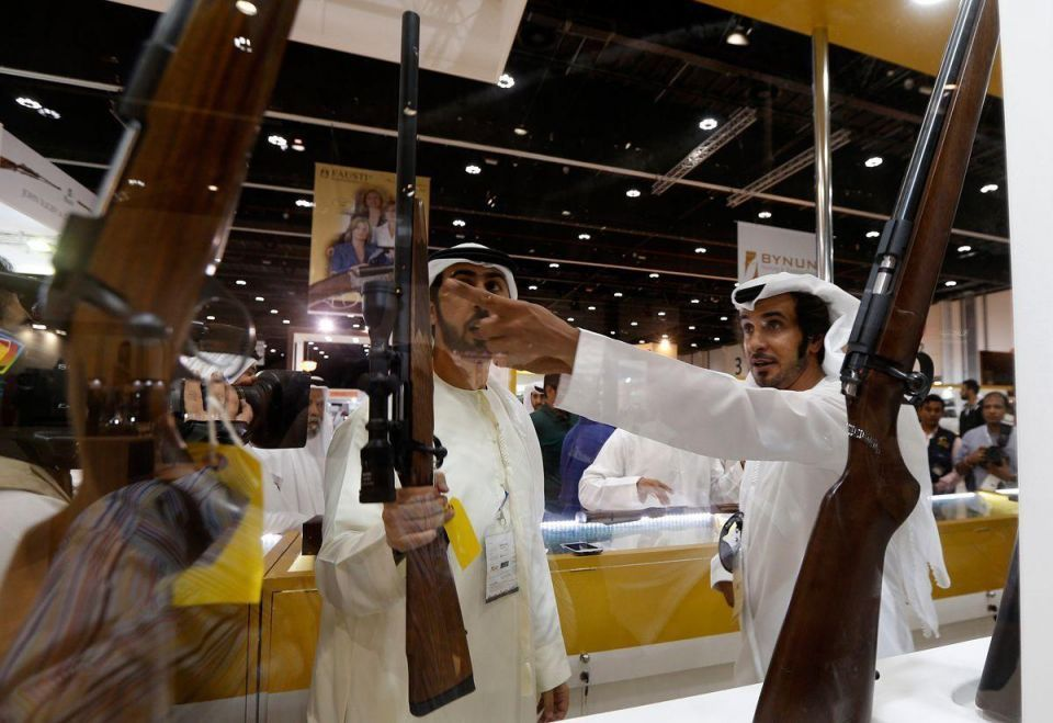 In pictures: 14th edition of Abu Dhabi International Hunting and Equestrian exhibition