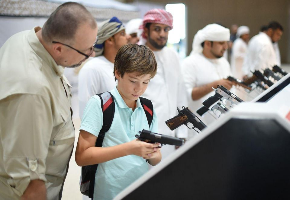 In pictures: ADIHEX 2016 attracts more than 100,000 visitors