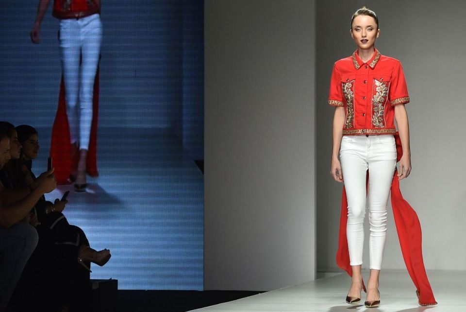 In pictures: Huawei Arab Fashion Week to showcase regional talent