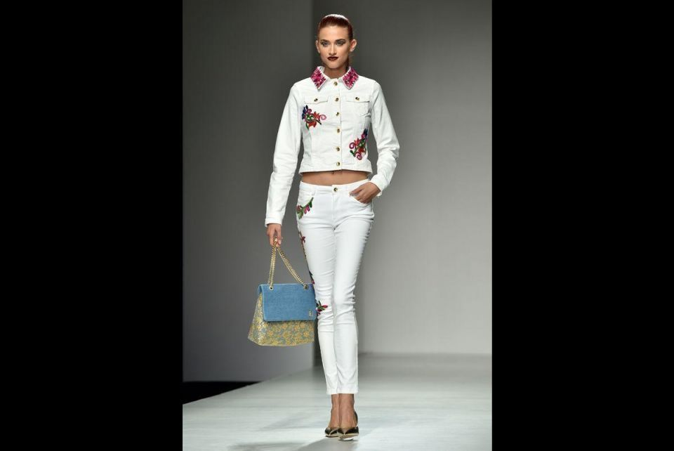 In pictures: Arab Fashion Week in Dubai