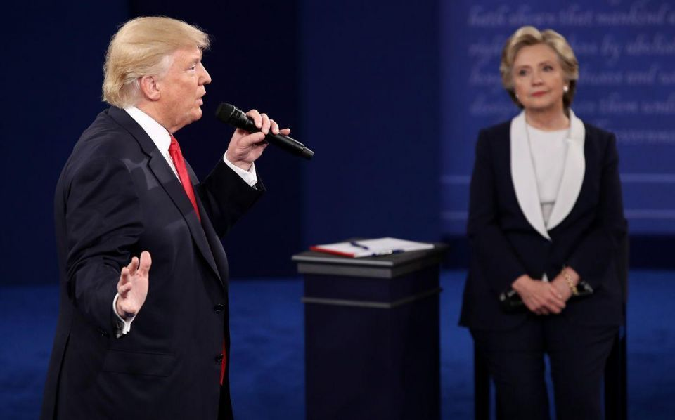 Trump vows to jail Hillary Clinton if he becomes US President