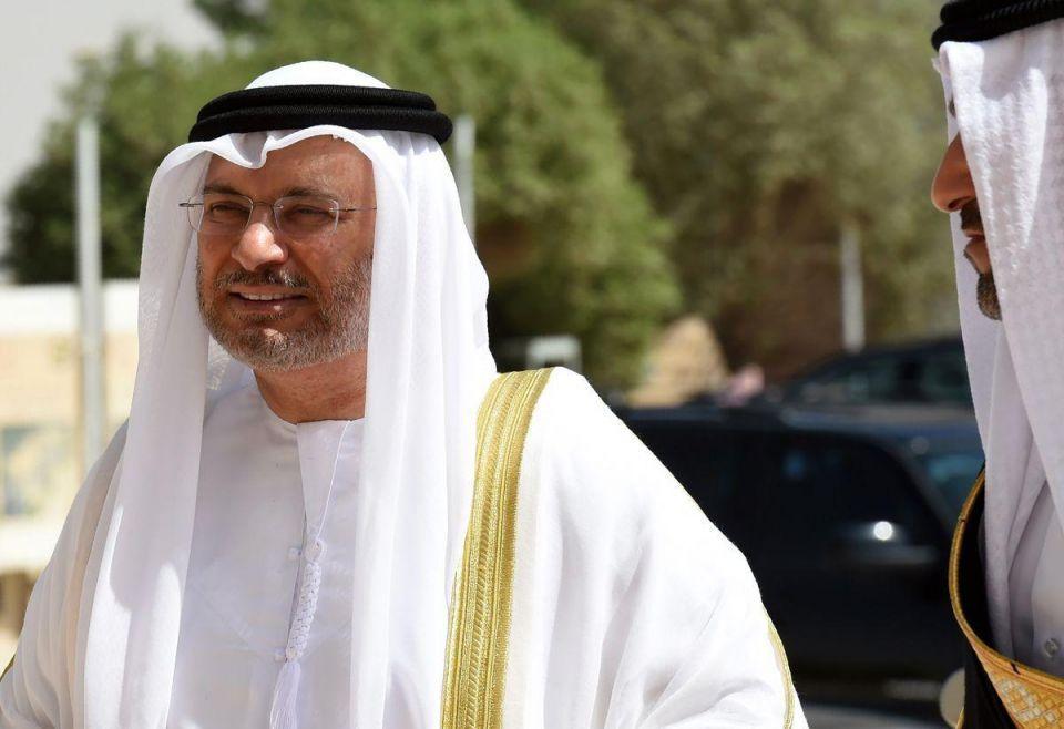 UAE downplays chance of early resolution to Qatar crisis