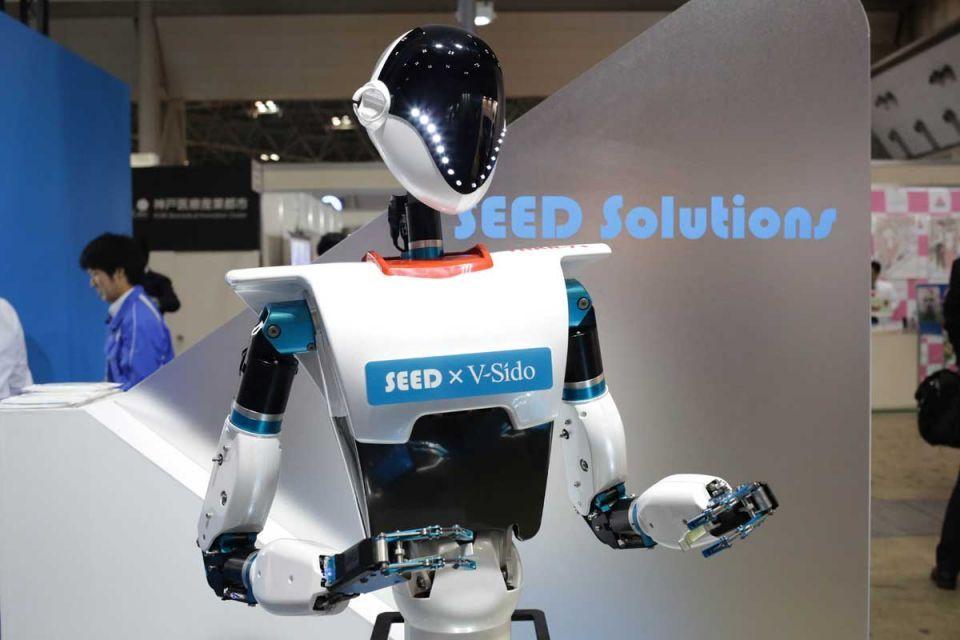 In pictures: Japan Robot Week 2016