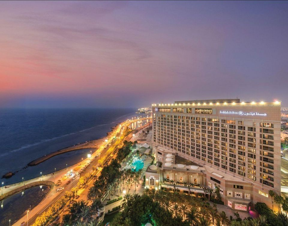 Hilton says to open 16,000 hotel rooms in Gulf by 2020