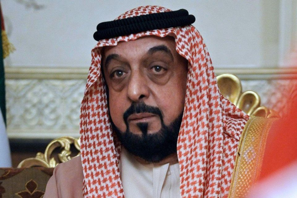 UAE president orders early salary payment for Eid