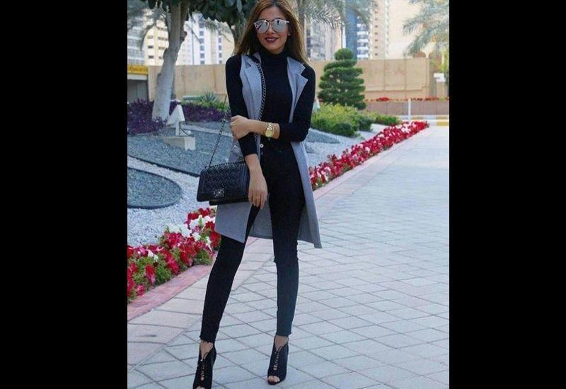 Style inspiration for work from Instagram's Arab fashion bloggers
