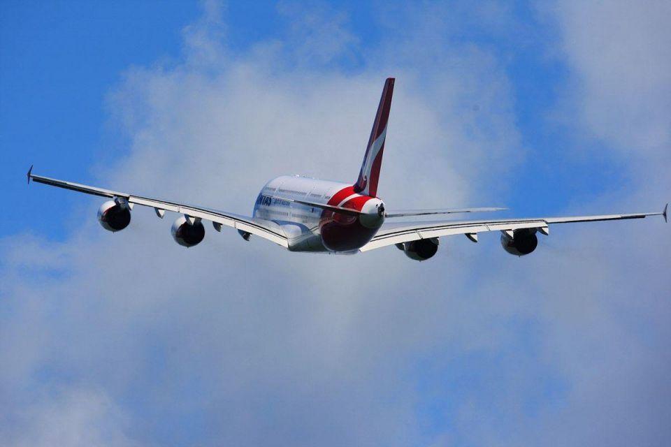 Dubai-bound A380 flight forced to return to Sydney