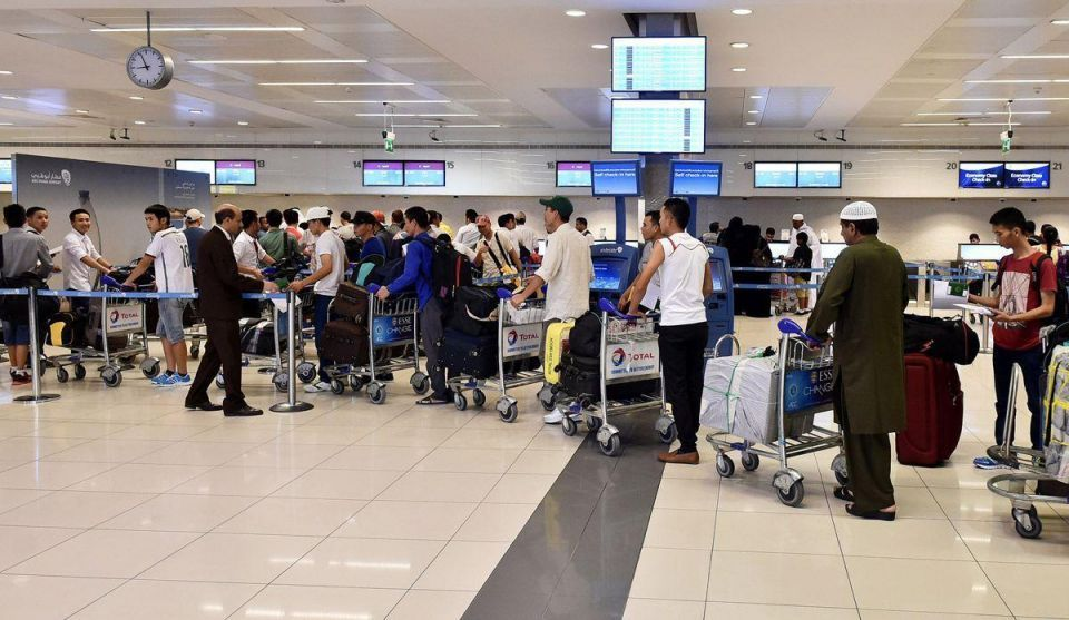 Abu Dhabi airport records 44% surge in passengers from the US